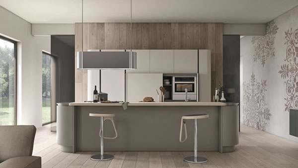 Contemporary Kitchen 004