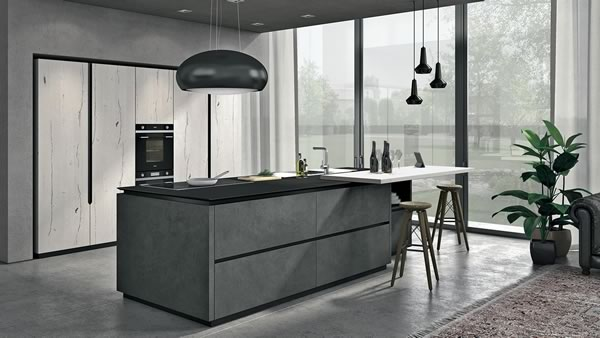 Contemporary Kitchen 005