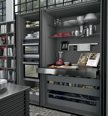 Contemporary Kitchen 007