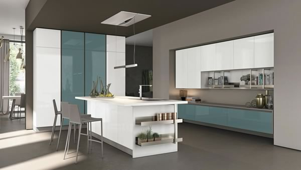 Contemporary Kitchen 008