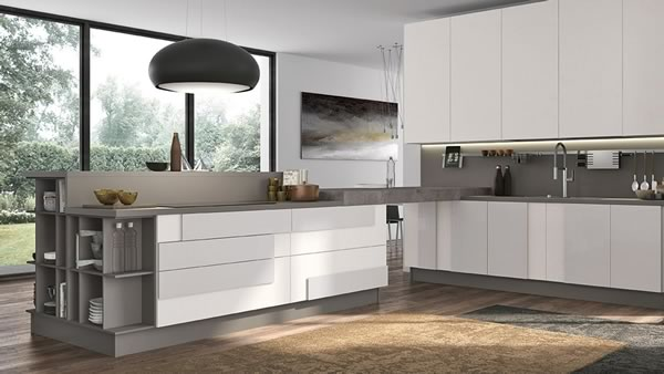 Contemporary Kitchen 009