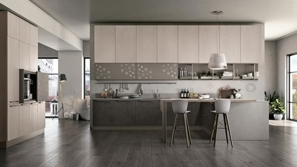 Contemporary Kitchen 010