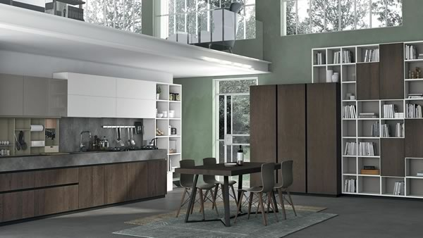 Contemporary Kitchen 011