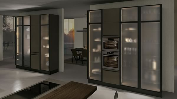 Contemporary Kitchen 014