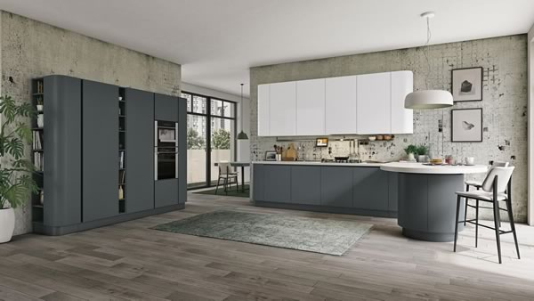 Contemporary Kitchen 015