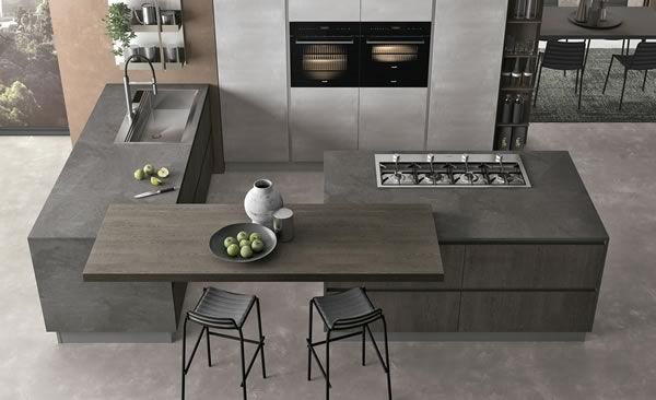 Contemporary Kitchen 018