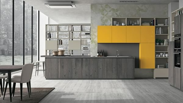 Contemporary Kitchen 021