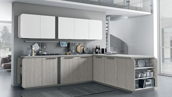 Contemporary Kitchen 025