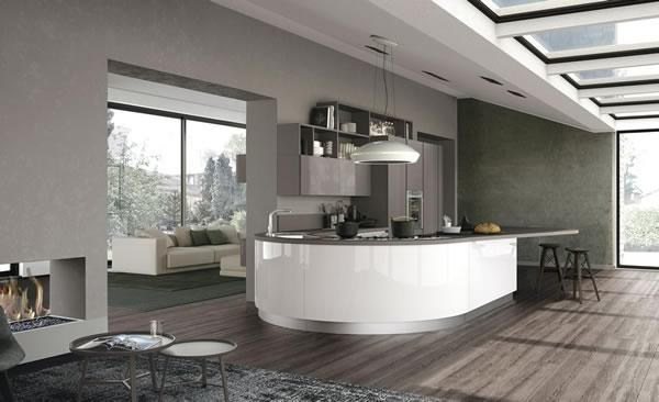 Contemporary Kitchen 031