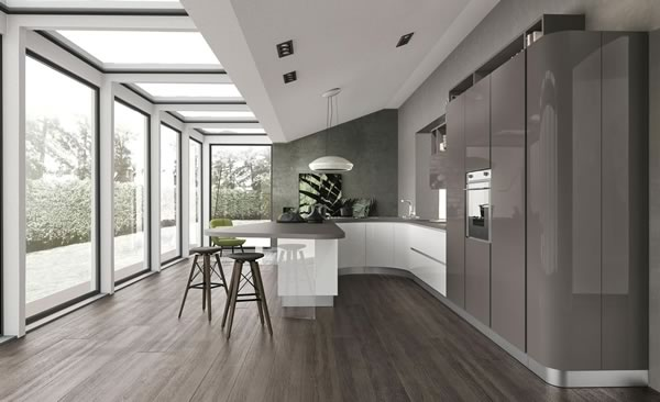Contemporary Kitchen 032