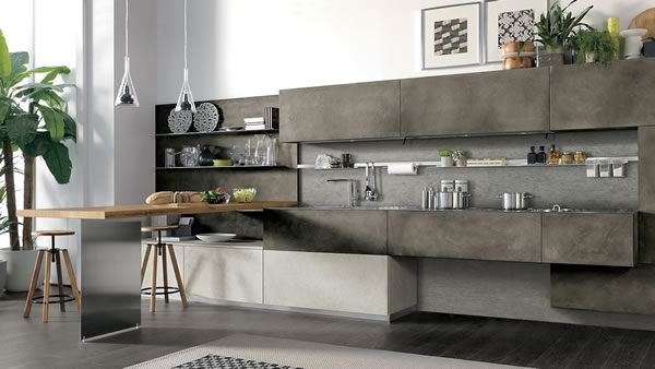 Contemporary Kitchen 033