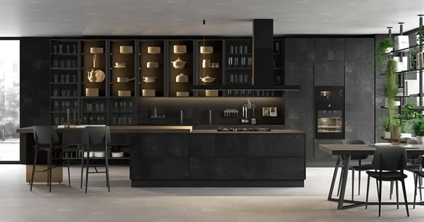 Contemporary Kitchen 034