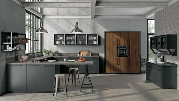 Contemporary Kitchen 037