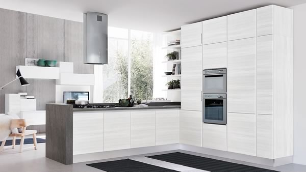 Contemporary Kitchen 038