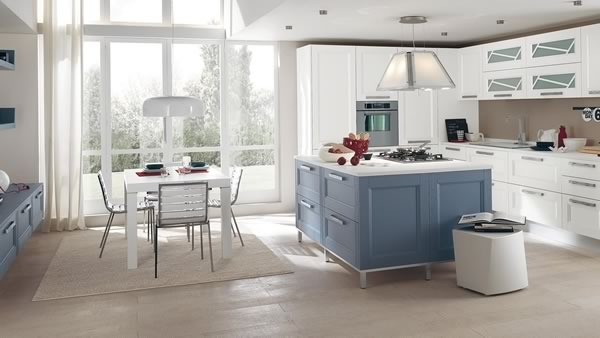 Contemporary Kitchen 041