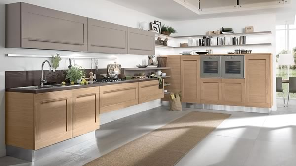 Contemporary Kitchen 047