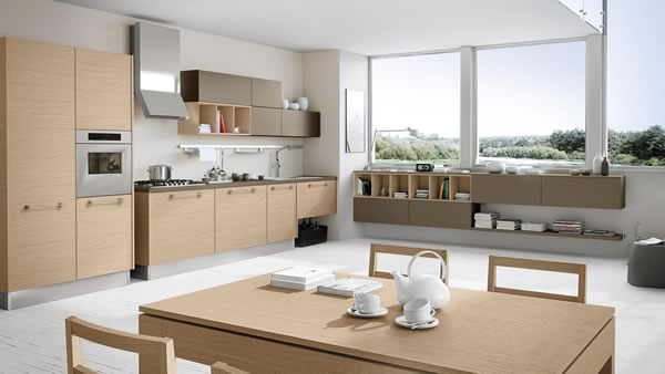 Contemporary Kitchen 051