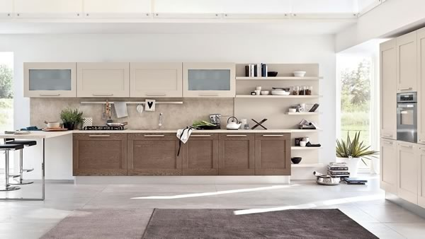 Contemporary Kitchen 052